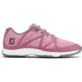 Footjoy Fj Leisure Pink Womens US7.0