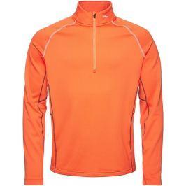 Kjus Men Diamond Fleece Halfzip Kjus Orange Grey 52