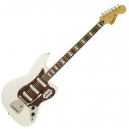 Fender Squier Vintage Modified Bass VI IL Olympic White