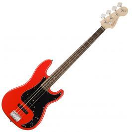 Fender Squier Affinity Series Precision Bass PJ IL Race Red