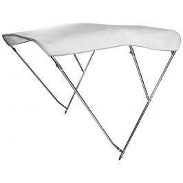 Osculati Bimini Top III Stainless White - 225-235 cm