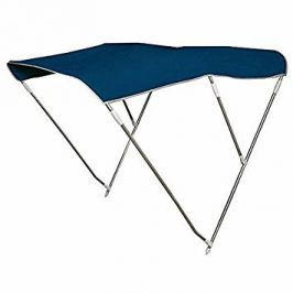 Osculati Bimini Top III Stainless Blue - 160-170 cm