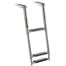 Osculati Telescopic ladder for Gangplank 4 st.