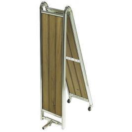 Osculati Gangway Stainless Steel / Teak 220cm