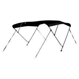 Talamex Bimini Top DeLuxe Black - 200-213 cm