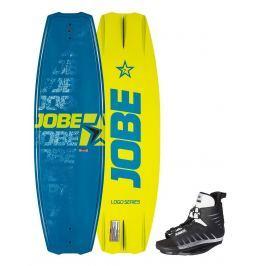 Jobe Logo Wakeboard 138 Cm Series Blue Set