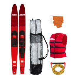 Jobe Allegre 67'' Combo Waterskis Package Red