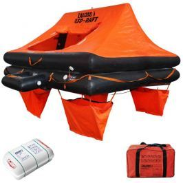 Lalizas International Liferaft ISO-RAFT 6prs Valise