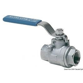 Osculati Full-flow ball valve AISI 316 3''