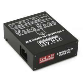 G-Lab 8 Separated 9V Power Box PB-1 (B-Stock) #907352