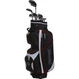 Spalding True Black Full Set Ladies RH Graphite Cart Bag