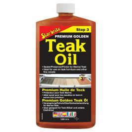 Star Brite Premium Golden Teak Oil 3785ml