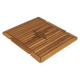 Talamex TEAK TABLETOP WING CAULKED 60 cm