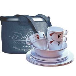 Marine Business REGATA Tableware pack 4 people