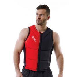 Jobe Reversible Impact Vest Men Red/Grey - 2XL