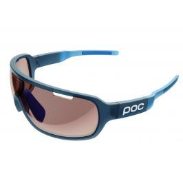 POC DO Blade Lead Blue Translucent-Furfural Blue Brown-Light Silver Mirror