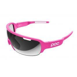 POC Half Blade EF ed. Fluorescent Pink Violet-Silver Mirror