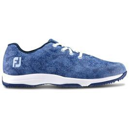 Footjoy Fj Leisure Blue Womens US7.5