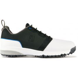 Footjoy Contour Fit White/Black Mens US11.5