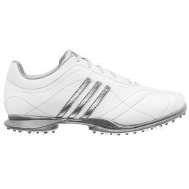 Adidas Signature Natalie 2 White/Silver Womens UK7