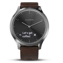 Garmin vivomove HR Premium Silver L