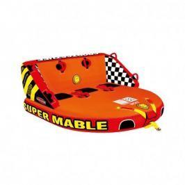 Sportsstuff Towable Super Mable 3 Persons Orange/Black/Red