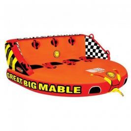 Sportsstuff Towable Great Big Mable 4 Persons Orange/Black/Red