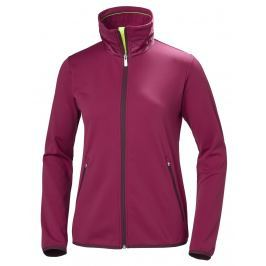 Helly Hansen W NAIAD FLEECE JACKET - PLUM - L