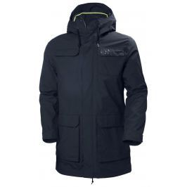 Helly Hansen CAPTAINS RAIN PARKA NAVY M