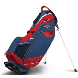 Callaway Hyper Lite 3 Carry Stand Bag Navy/Red/White 2018