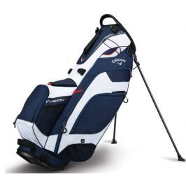 Callaway Fusion Stand Bag Navy/White/Red 2018