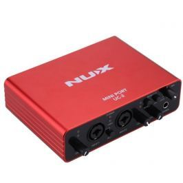 Nux UC-2 Mini Port Red