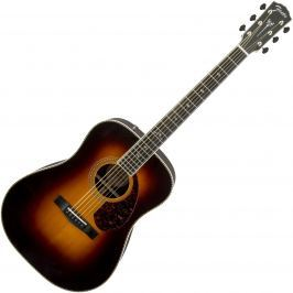 Fender PM-1 Deluxe Dreadnought, Vintage Sunburst (B-Stock) #909862