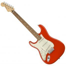 Fender Player Series Stratocaster LH PF Sonic Red