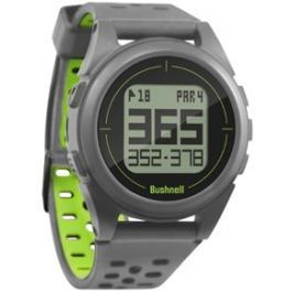 Bushnell iON 2 Golf GPS Watch Silver/Green