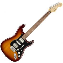 Fender Player Series Stratocaster HSH PF Tobacco Burst