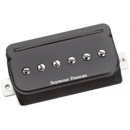 Seymour Duncan SHPR-1B P-Rails Bridge Pickup Black (B-Stock) #910141