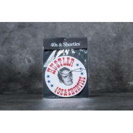 40s & Shorties x HUSTLER Larry Air Freshener White