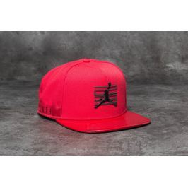 Jordan 11 Snapback Gym Red/ Gym Red/ Black