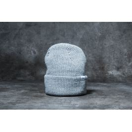 Aimé Leon Dore Waffle Beanie Light Heather Grey
