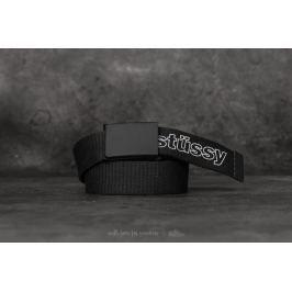 Stüssy Reflective Printed Web Belt Black