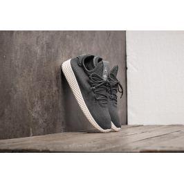 adidas Pharrell Williams Tennis HU C  Carbon/ Carbon/ Core White
