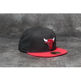 New Era 59Fifty NBA Team Chicago Bulls Cap Black/ Red