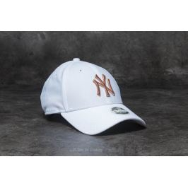 New Era 9Forty MLB Sport Woman New York Yankees Cap White/ Gold