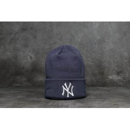 New Era MLB League Essential Cuff New York Yankees Beanie Blue