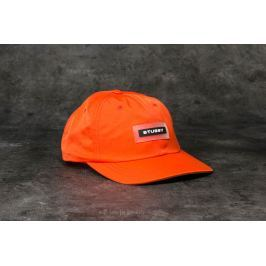 Stüssy Nylon Low Pro Cap Orange