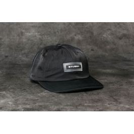 Stüssy Nylon Low Pro Cap Black