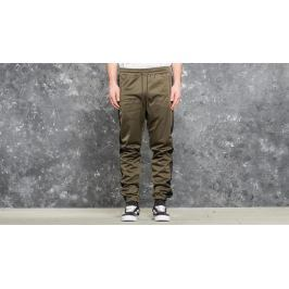 Urban Classics Track Pants Dark Olive/ Black
