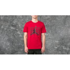 Jordan Sportswear Iconic Jumpan Tee Red
