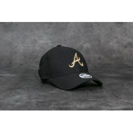 New Era 9Forty Sport Woman Atlanta Braves Black/ Gold